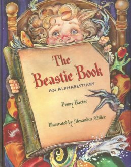 """The Beastie Book"" cover"